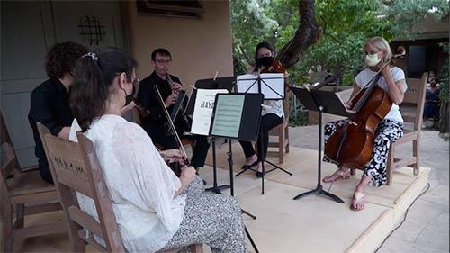 Enchanted Garden 2021 Concert Series